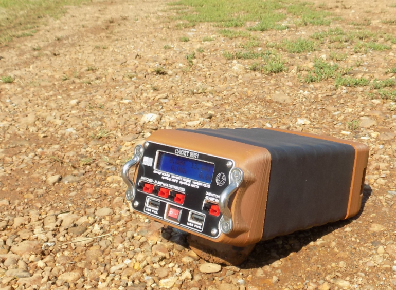 The Cadet MK1 Portable Power Station